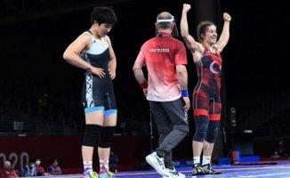 2020 Tokyo Olimpiyatları Oyunları'nda Yasemin Adartarih yazdı