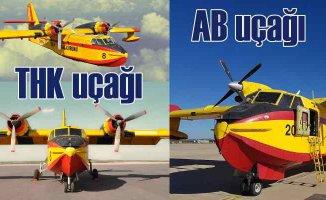 AB, Pakdemirli'nin 'Antika' dediği uçaklardan gönderiyor