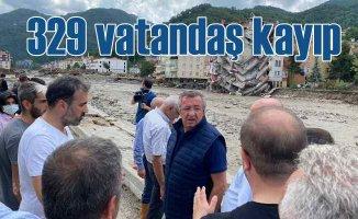 AFAD'a 329 kayıp başvurusu yapıldı iddiası