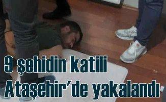 Ataşehir'de terör operasyonu | 9 şehidin katili yakalandı