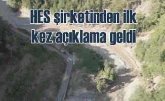 Bozkurt'ta HES baraj kapakları patladı mı?