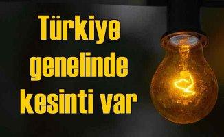 Elektrik kesintileri vatandaşı çileden çıkardı