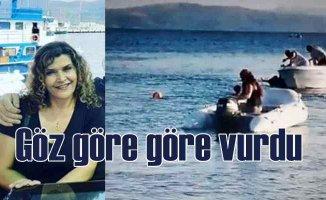 Elvan Fırat Taşdöğen'in ölümü   Sürat teknesi faciaya yol açtı