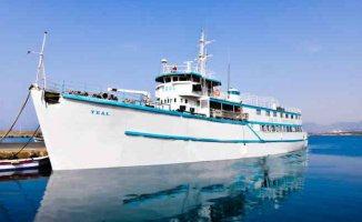 Girne Limanı'na Denizcilik Tarihi Müzesi kuruluyor
