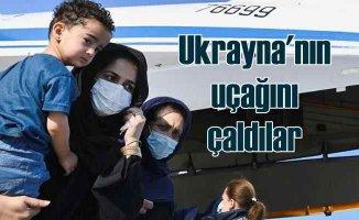 Kabil'de Ukrayna uçağı çalındı