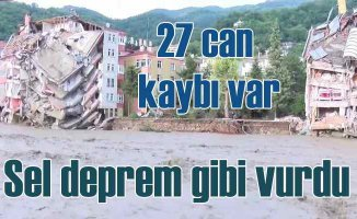 Kastamonu | Sel felaketinde korkulan oldu can kaybı artıyor