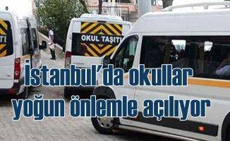 Okullar açılıyor | İstanbul'da hangi önlemler alınıyor?