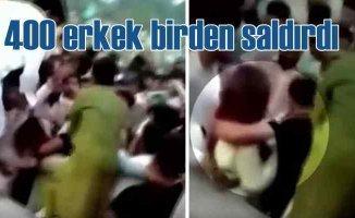 TikTok videosu çeken genç kadını 400 erkek taciz etti