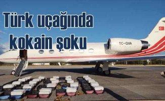 Türk uçağında skandal kargo | 1304 kilo kokain çıktı