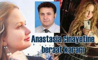 Anastasiya cinayeti | 54 yaşındaki öğretmen beraat etti