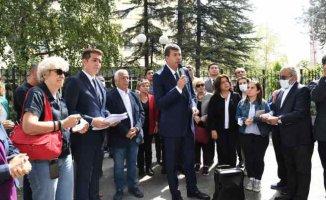 Başkan Odabaşı, Ankara'dan seslendi | Kalamış'ı betona teslim etmeyeceğiz
