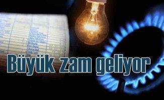 Doğalgaz ve elektriğe zam bekleniyor | En az yüzde 15