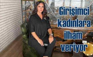 Elif Arslan girişimci kadınlara ilham veriyor