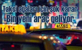 İstanbul'da dolmuş, minibüs dönüşümü başladı | Bin yeni taksi geliyor