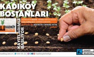 Kadıköy Bostanları geri dönüyor | İstanbul'un göbeğinde ekolojik tarım