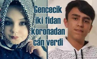 Koronavirüs 16 ve 22 yaşındaki iki genci ölüme götürdü