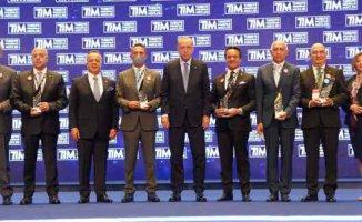 Toyota Otomotiv Türkiye'ye ihracat şampiyonu ödülü