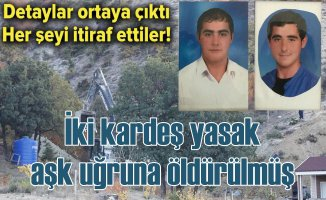 Ankara'da iki kardeşin öldürülmesinin altından yasak aşk çıktı