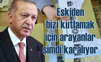 Anket sonuçlarına AKP'den karalama kampanyası