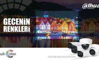 Dahua Full-Color Kameralar Geceyi Gündüze Çeviriyor