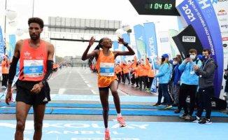 Dünyanın En Hızlısı: N Kolay İstanbul Yarı Maratonu