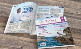 Dünyanın ilk ve tek gerçek Yoga Dergisi yeni sayısı ile yayında