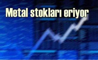İnfo Yatırım   Metal Stoklarında Kritik Seviyeler