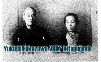 Japonya'nın entelektüel eğitimcisiYukichi Fukuzawa VBKY kitaplığında
