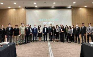 Konya için Akıllı Şehir Stratejisi hazırlanıyor