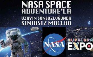NASA Space Adventure Sergisiİstanbul'a geliyor
