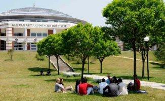 Sabancı Üniversitesi bu yıl da Türkiye'den birinci sırada yer aldı