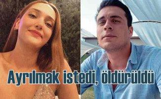 Şebnem Şirin cinayeti | Erkek arkadaşı evinde öldürdü