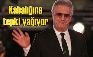 Tamer Karadağlı'ya organizasyon tepkisi