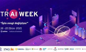 Yapay Zekanın Liderleri TR AI Week'te Buluştu