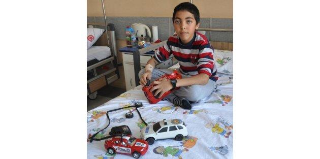 28 bin dolarlık epilepsi pili için Cumhurbaşkanından yardım istedi