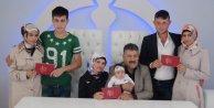 2 oğluyla birlikte Suriyelilerle evlendi
