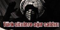 400 bin Türk sitesine ağır saldırı: 400 bin hack girişi