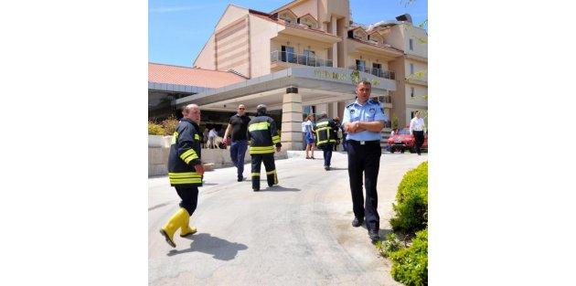 5 yıldızlı otelde 41 kişi zehirli gazdan etkilendi