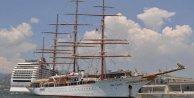 80 Yıllık Yelkenli İzmirde