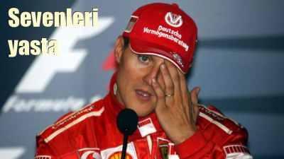 Efsane pilot Schumacher'den kötü haber