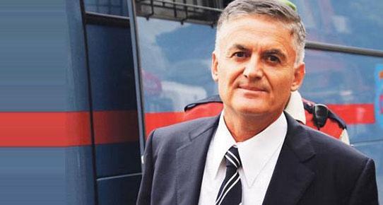 Emekli askeri hâkim Ahmet Zeki Üçok tahliye edildi