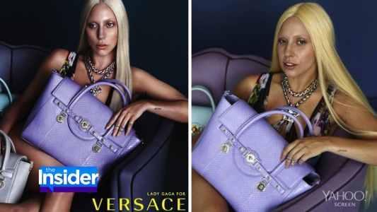 Gaga'yı Photoshopsuz tanımak zor