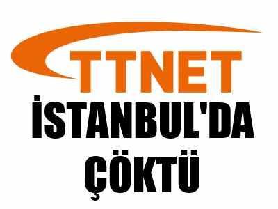 İstanbul'da internet kesintisi