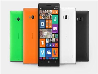Lumia 930 Artık Türkiye'de