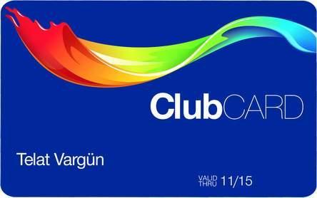 Marshall ClubCard ustasına hediye kazandırıyor