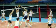 A Milli Bayan Voleybol Takımı, Avrupa Şampiyonasına hazırlanıyor