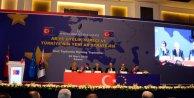 AB Bakanı Bozkır: Sivil toplum demokrasi demek (2)