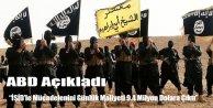 """ABD Açıkladı IŞİDle Mücadelenin Günlük Maliyeti 9.4 Milyon Dolara Çıktır"""""""