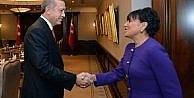Abd Ticaret Bakanı Pritzker Çankaya Köşkünde