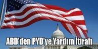 ABDden PYD İtirafı